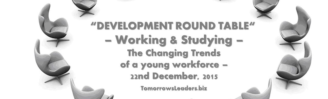 Development Round Table – Employment