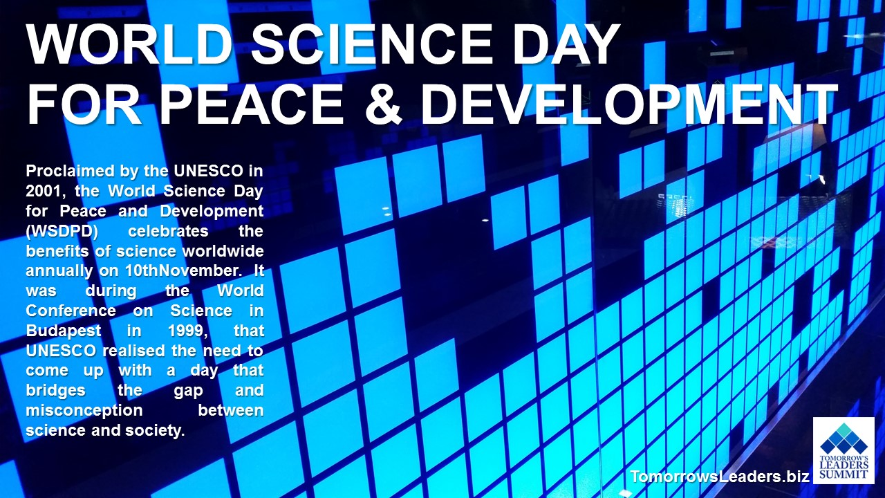 World Science Day Pics